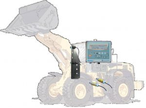 Wheel Loader weighing system