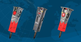 Hydraulic Breakers