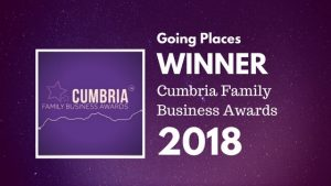 Robustrack Cumbria Family Business Awards