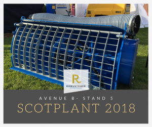 Hydraulic attachment at Scotplant
