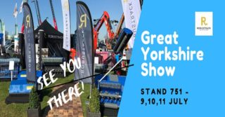 Robustrack Great Yorkshire Show
